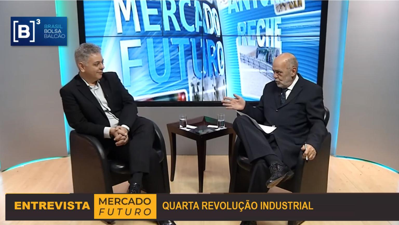 Elcio Brito interview for the Future Market program