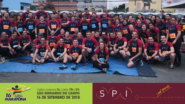 SPI at the 16ª Meia Maratona de São Bernardo do Campo