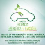 SPI apoia: V Simpósio de Eficiência Energética e Emissões