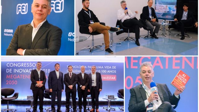 SPI at the 3rd edition of the Congresso Inovação e Megatendências 2050 at FEI