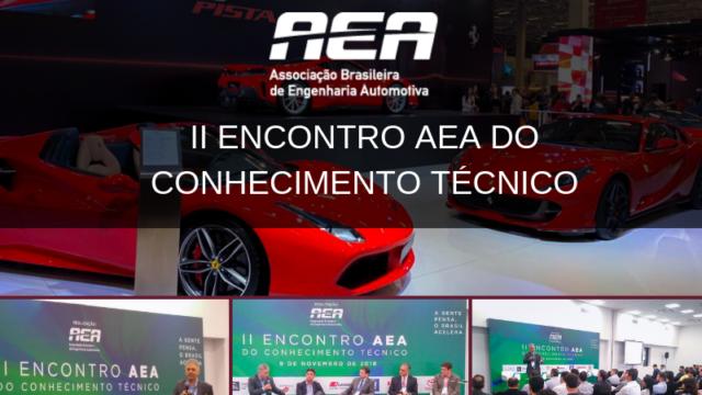 SPI at II Encontro AEA do Conhecimento Técnico