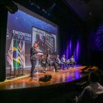 SPI apresenta cobot desenvolvido para o maestro João Carlos Martins na Futurecom 2019