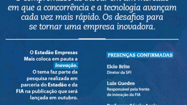 Elcio Brito no Empresas Mais do Estadão