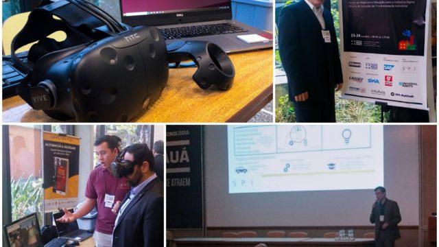SPI No Evento ProIndústria 2018 – Instituto Mauá de Tecnologia