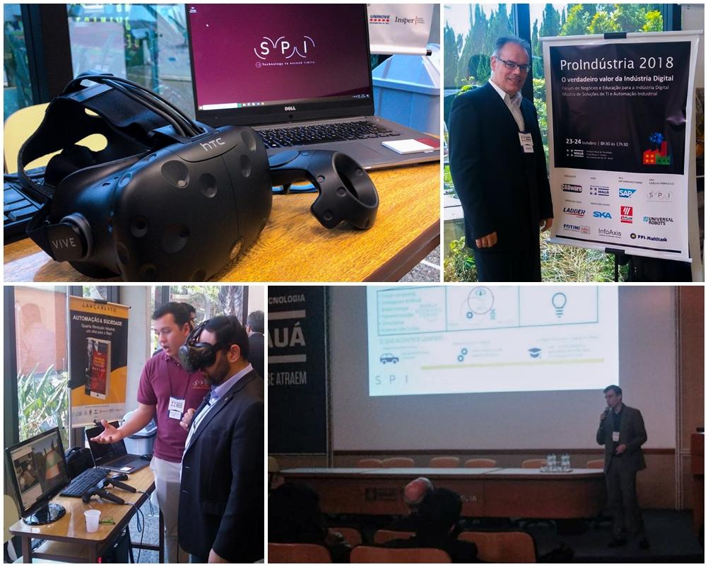 SPI at ProIndústria 2018 Event – Instituto Mauá de Tecnologia