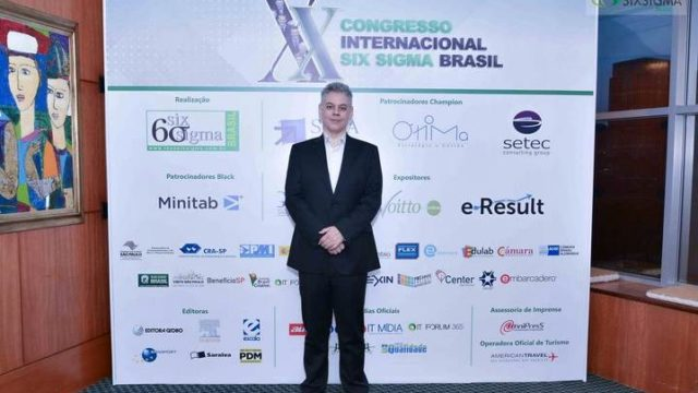 SPI at the X Six Sigma International Congress Brazil 2018