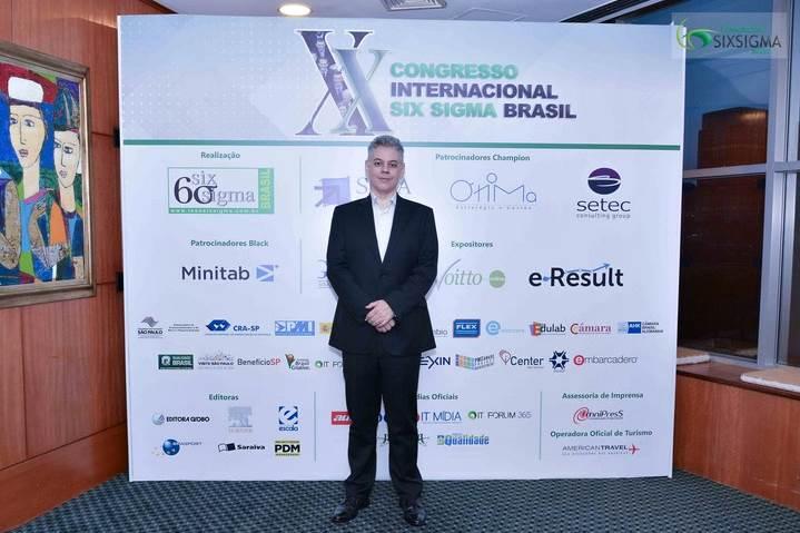 SPI no X Congresso Internacional Six Sigma Brasil 2018