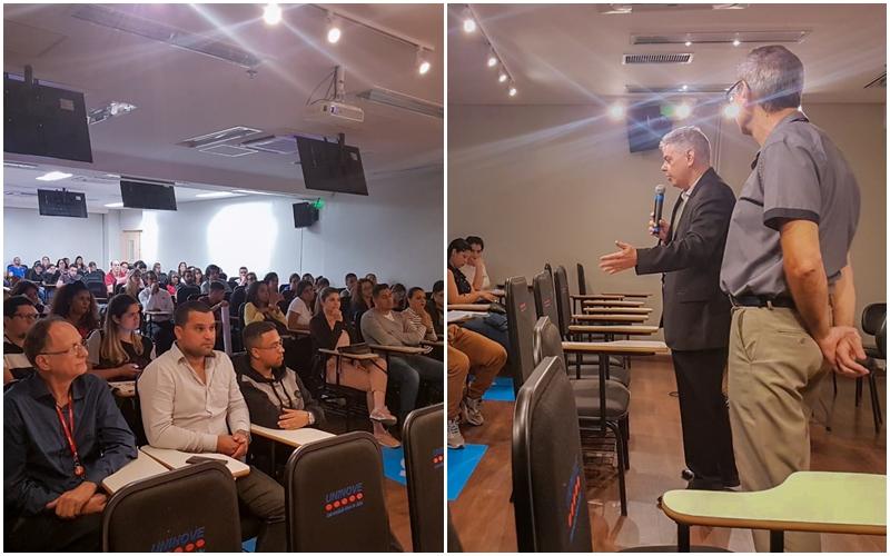Lecture at UNINOVE