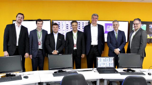 Visit at SPI: Siemens Brazil