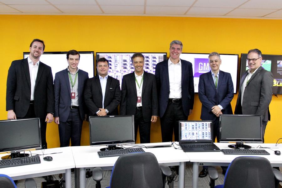 Visita na SPI: Siemens do Brasil