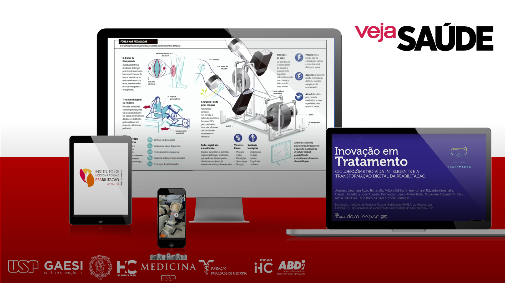 Veja Saúde: The biggest Brazilian innovations against Covid-19